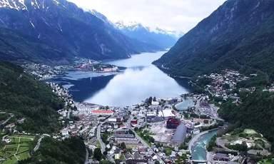 Odda, Норвегия