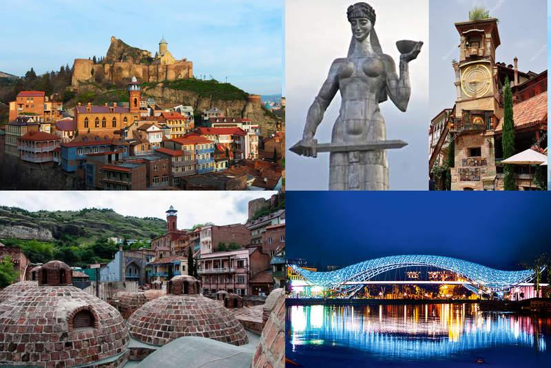 Тбилиси-город света и тепла !!!