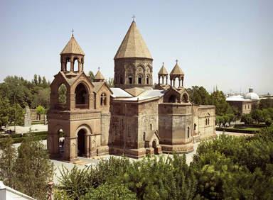 Кафедральный собор Эчмиадзина