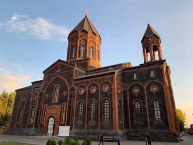Церковь Аменапркич