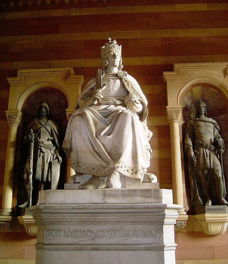 Романский собор в Шпайере