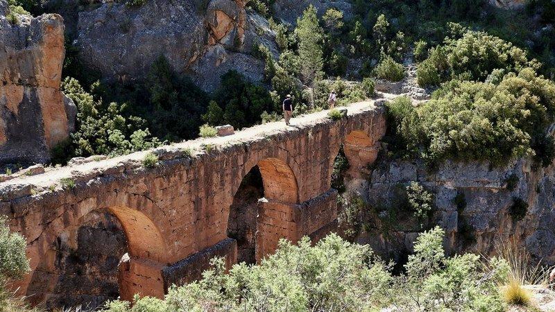 Римский акведук!