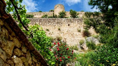 арабский замок
