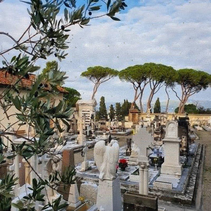 Кладбище Порте - Санте