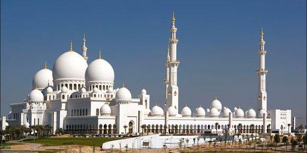 Мечеть Шейха Зааеда.