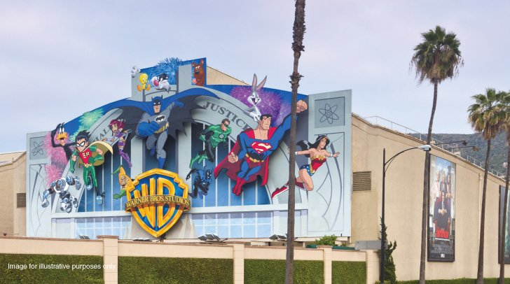 Warner Brothers в Абу-Даби
