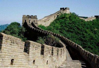 Китайская великая стена в Пекине