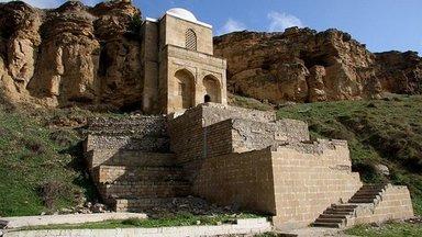 Мавзолей шейха Дири Баба - XV века