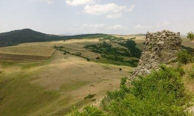 Руины крепости Гюлистан