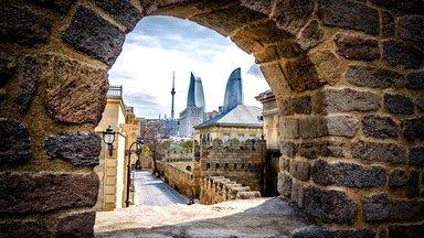 Сквозь Крепостных стен Старого города