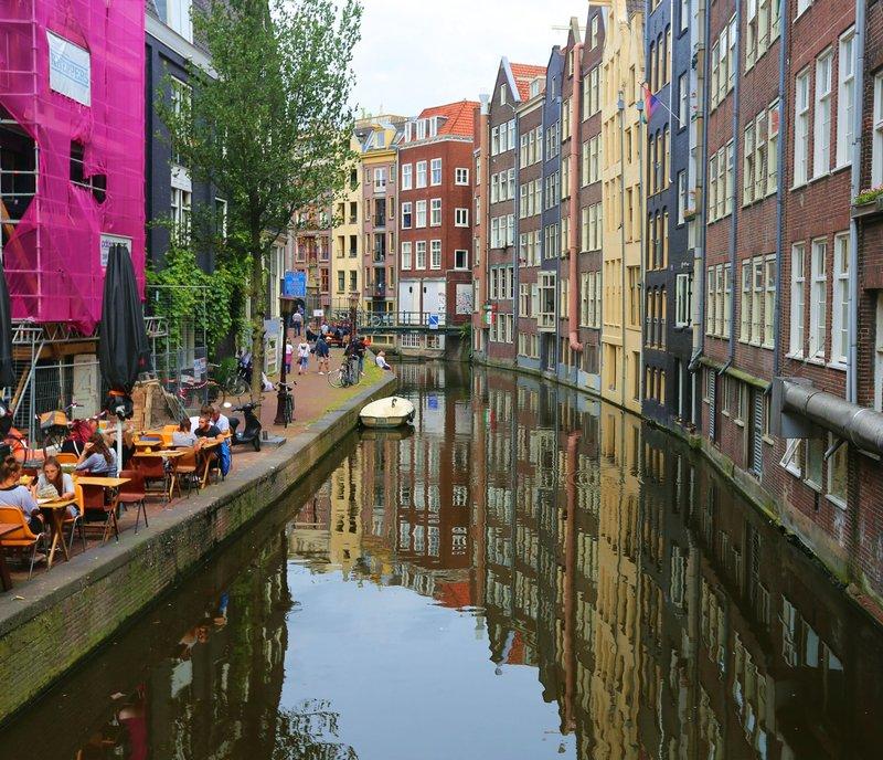 Каналы - гордость города
