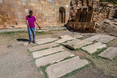 Экскурсия в монастыре Нораванк