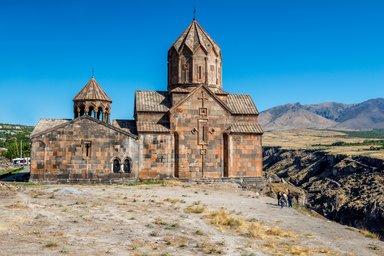 Монастырь Ованаванк