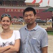 русскоговорящий гид в Китае - Саша ВУ