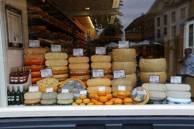 Как же без голландского сыра?