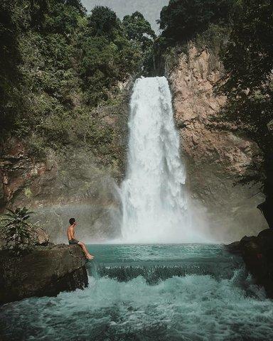 Водопад Tiu Pupus