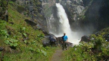 водопад Куркуре.