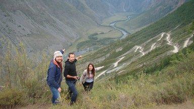 горный перевал Кату Ярык.