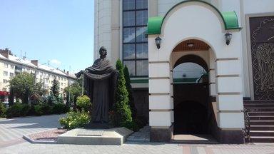 СоБор Покровы - главный христианский храм Запорожья
