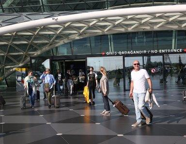 Аэропорт им. Гейдара Алиева