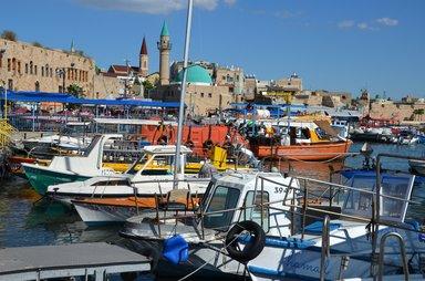 Порт Акко