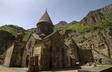 Скальный монастырь Гегард