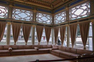 Павильон Софа в четвёртом дворе Дворца Топкапы