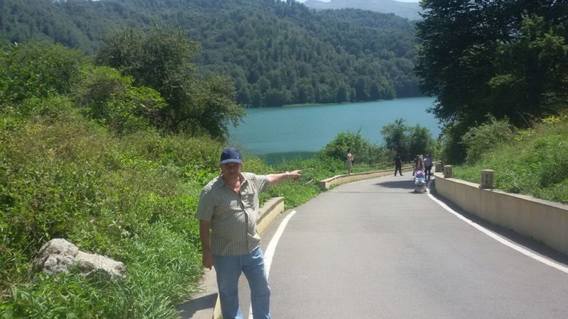озеро Гей-гель