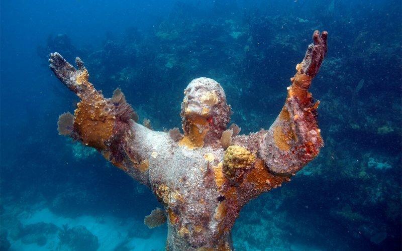 Il Cristo degli Abissi