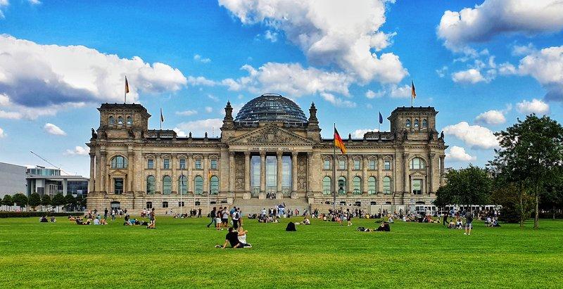 Рейхстаг, Берлин авто экскурсия, экскурсия в Берлине, гид по Берлину