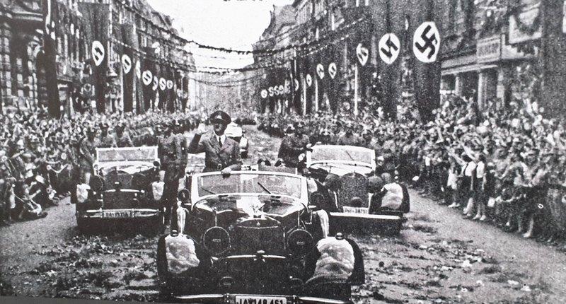 Третий Рейх и Адольф Гитлер, Экскурсия в Берлине, авто экскурсия по Берлину, тематические экскурсии в Берлине