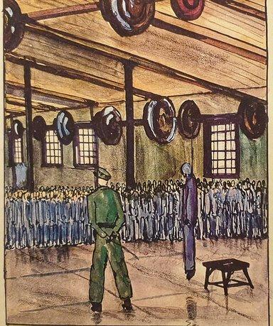 Концентрационный лагерь Заксенхаузен, военная экскурсия в Берлине, экскурсия по следам Третьего Рейха