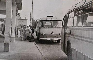 Фото старых автобусов
