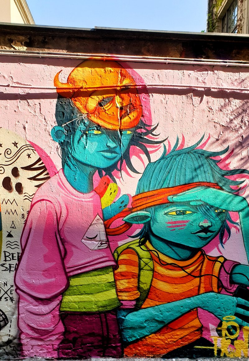 Экскурсия неформальный Берлин, граффити Берлина, экскурсия по Кройцбергу, гид по Кройцбергу, экскурсия альтернативный Берлин