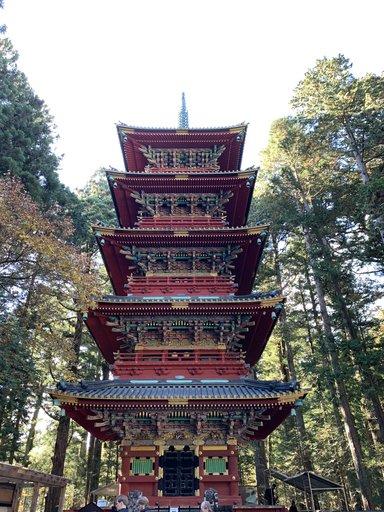 Пагода в Тосёгу