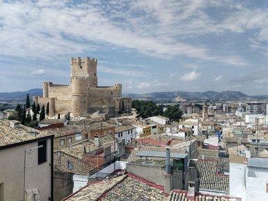 Замок Ла Аталайя
