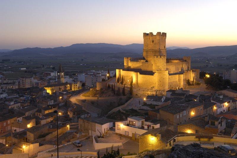 Замок Ла Аталайа