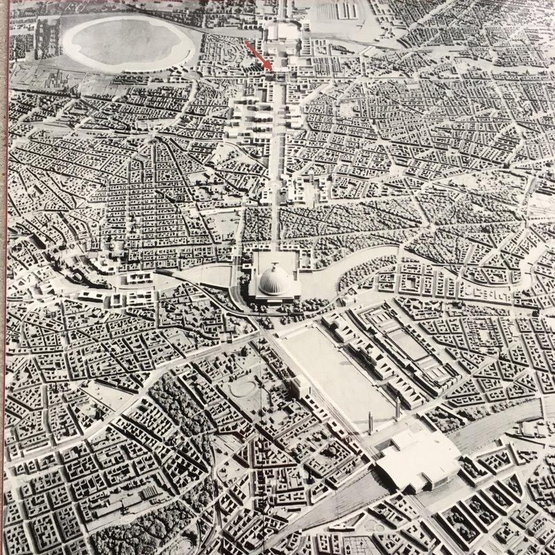 план застройки Берлина
