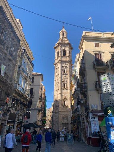 Башня Санта Каталина