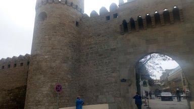 Крепость Ичери Шехер ,Баку