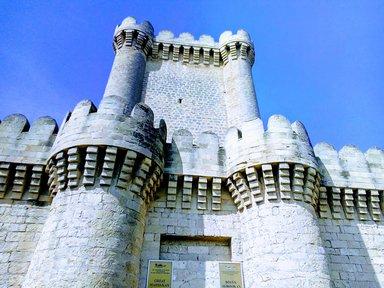Большая Крепость в Мардакянах ,13-14 век.