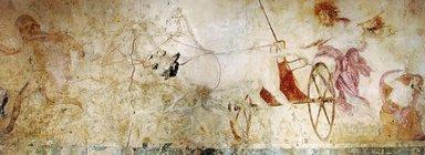 Похищение Персефоны - уникальная фреска IV в. до н.э.