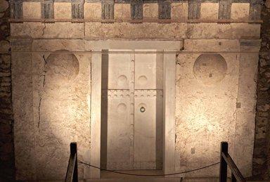 Гробница сына Александра Македонского Александра IV