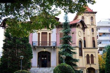 Памятники Еврейского наследия Салоник