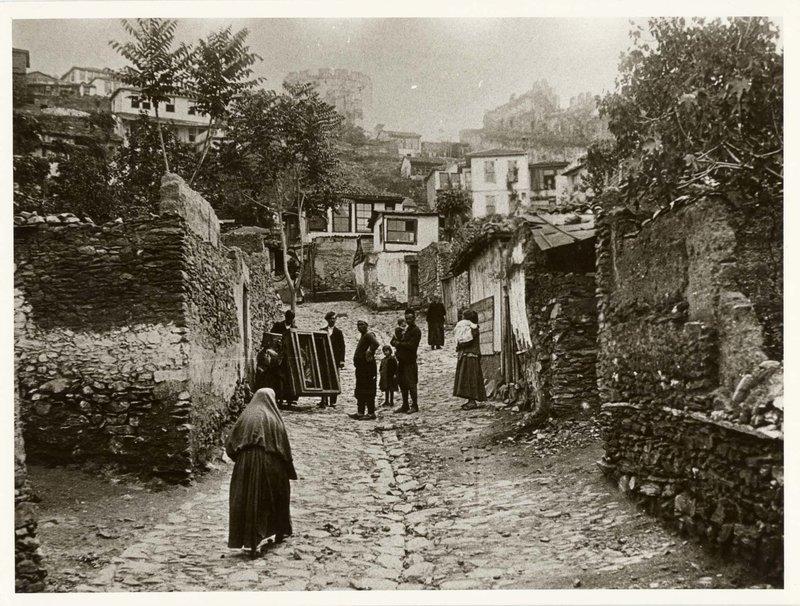 Историческое фото Салоник
