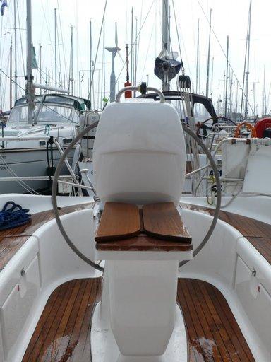Яхта с профессиональным капитаном