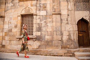 фотграф в Баку Александр: улочки Старого города