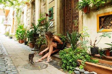 фотограф в Баку Александр: улочка Старого города