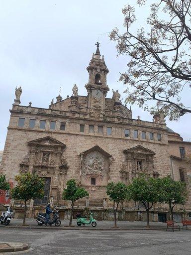 Церковь Св.Хуана