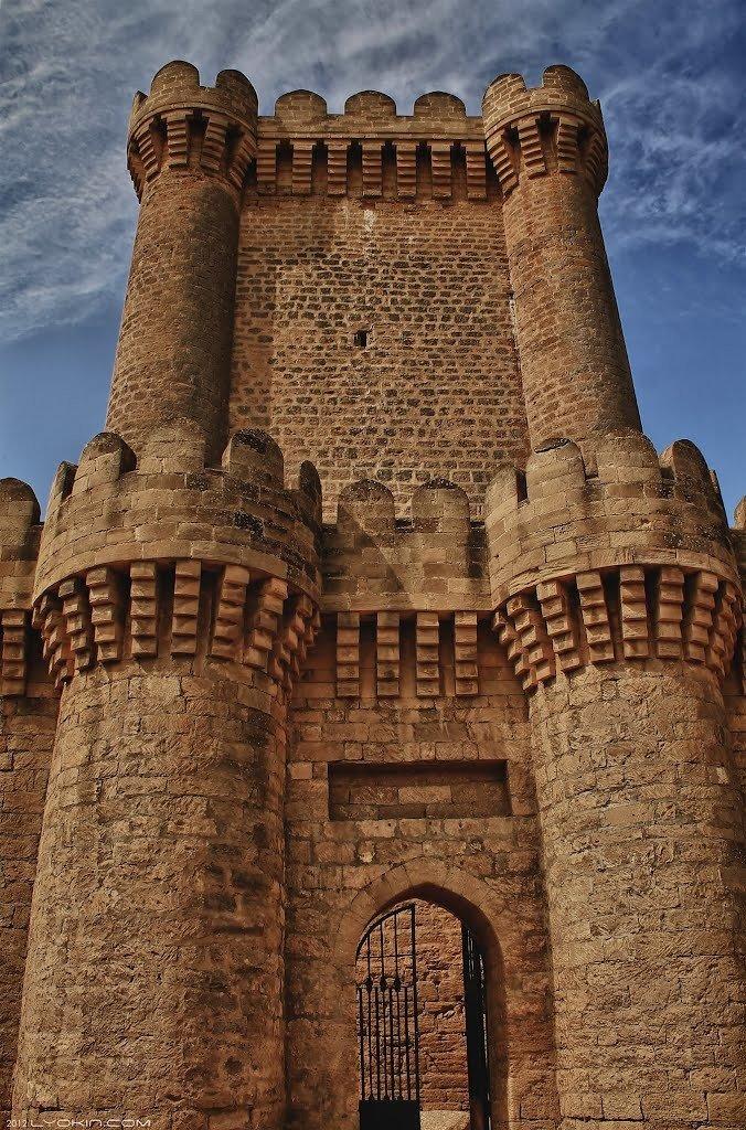 Оборонительная крепость в посёлке Мардакяны